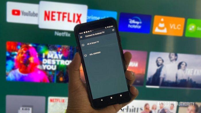 چگونه گوشی هوشمند را به ریموت کنترل تلویزیون اندرویدی تبدیل کنید