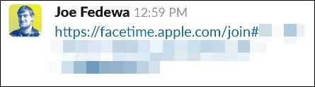 استفاده از فیس تایم در ویندوز