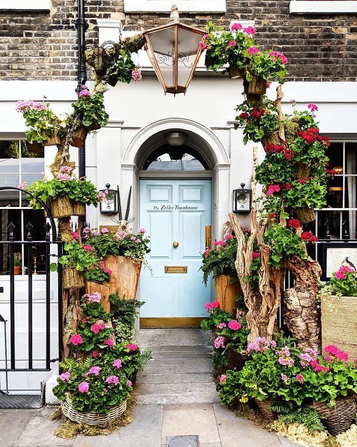 تصاویری از زیبایی های شهر لندن