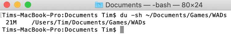نمایشDisk Usage و فضای خالی در ترمینال