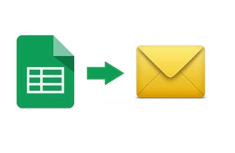 ارسال ایمیل از اکسل