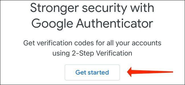 فعال سازی google-authenticator