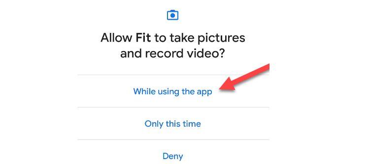 بررسی تنفس با گوگل فیت