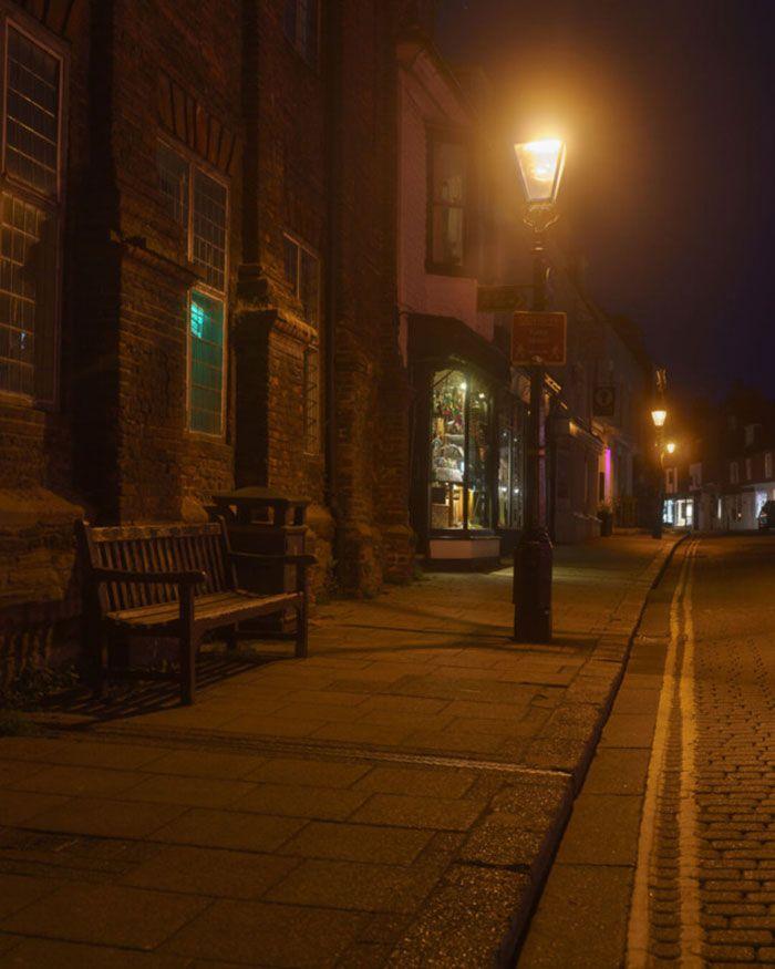 استفاده از فیلتر برای عکاسی در شب