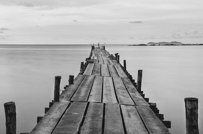 خط افق در عکاسی