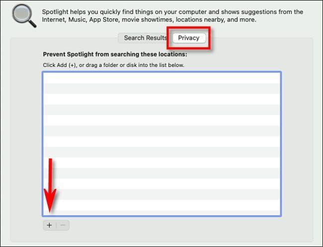 آموزش خارج کردن پروندهها و فایلها از نتایج جستجوی Spotlight در مک - 3