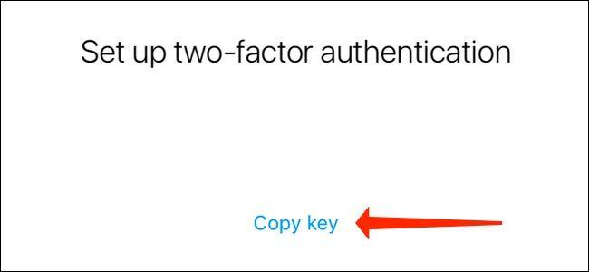 دریافت کد تایید دو مرحلهای اینستاگرام