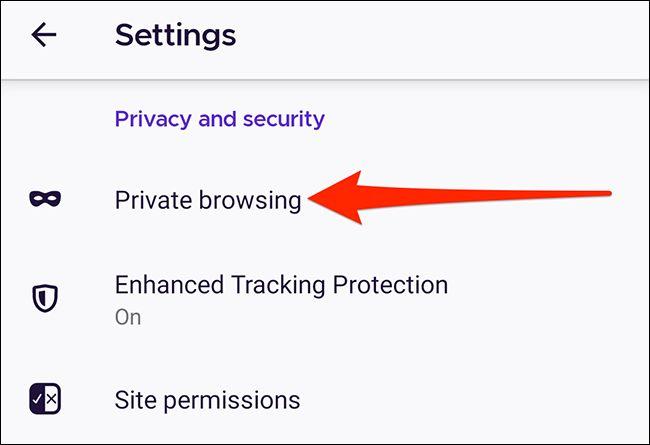 گرفتن اسکرین شات از تبهای خصوصی فایرفاکس
