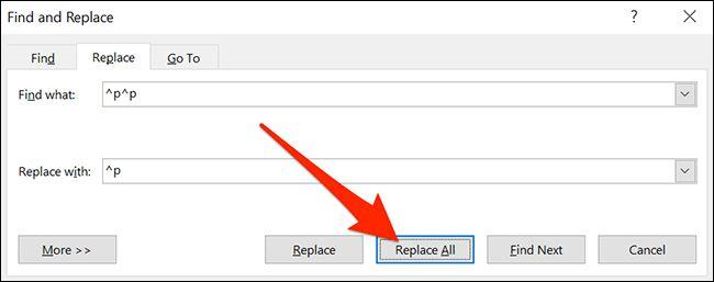 سریعترینحذف خطوط خالی اضافی در یک سند ورد روش برای حذفخطوط خالی از فایل ورد