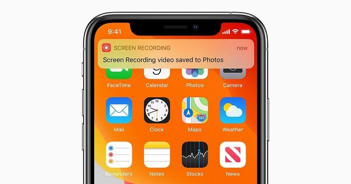 ضبط نمایشگر در iOS و iPadOS